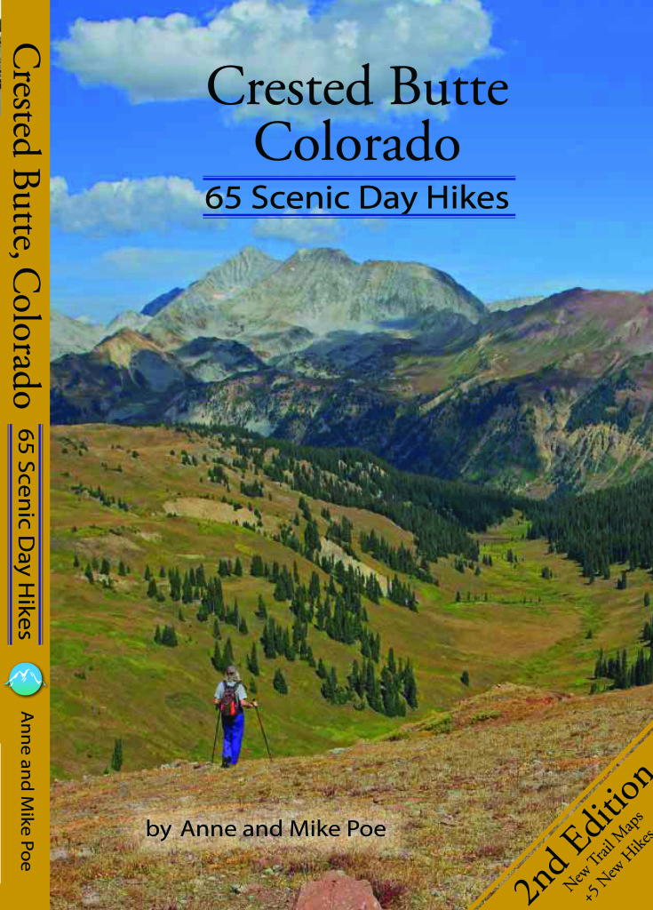 Hiking Biking Adventures-Crested Butte Colorado: 65 Scenic Day Hikes