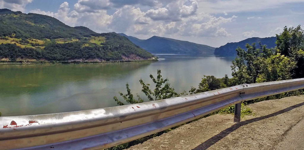 Bicycling-Serbia_Golubac-to-Donji-Milanovac